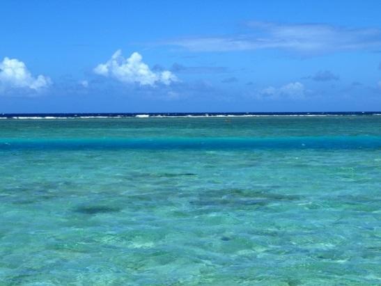 グアム ダイビング魅力 常夏の島